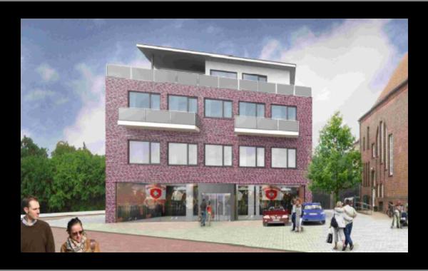 Wohn- und Geschäftshaus in Nordhorn